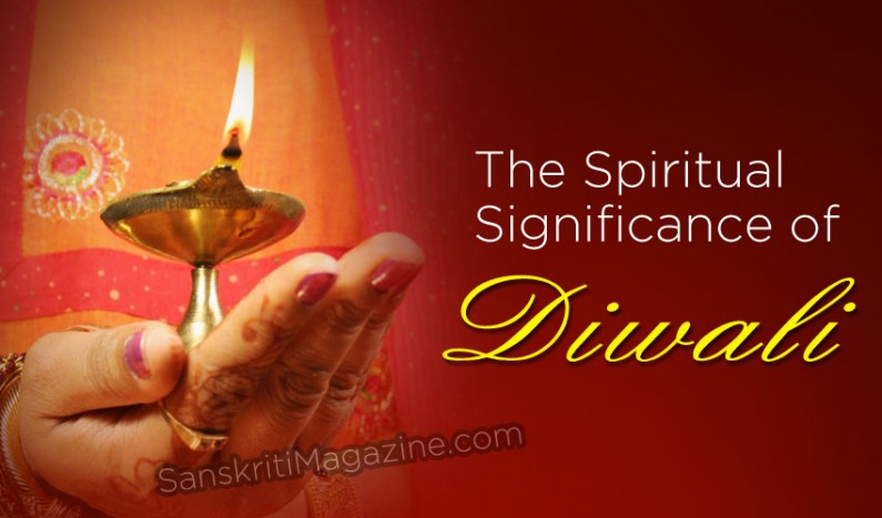 The Spiritual Significance of Diwali