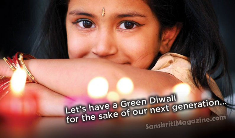 Let's have a Green Diwali