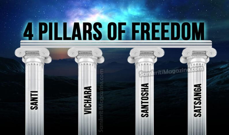 The Four Gatekeepers of Freedom