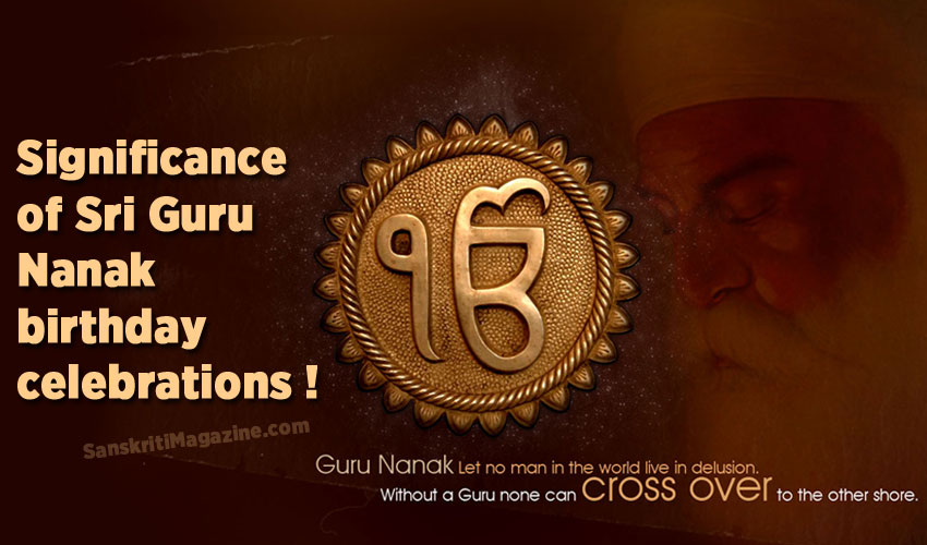 Celebrating the Birthday of Guru Nanak