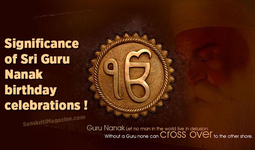 Celebrating the Birthday of Guru Nanak