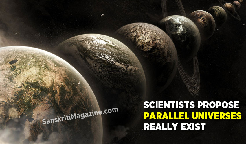 Scientists propose Parallel Universes really do exist!