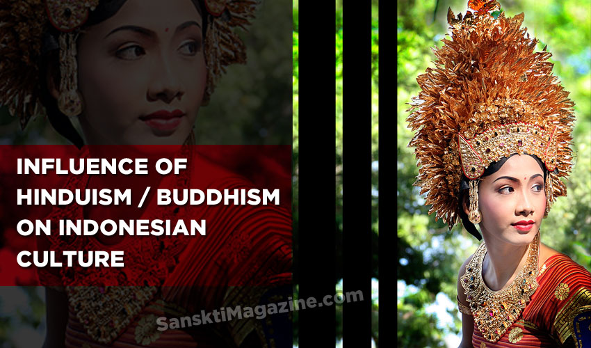 Influence of Hinduism and Buddhism on Indonesian culture