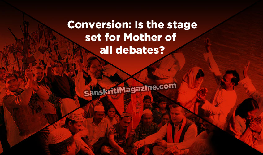 Conversion: Is the stage set for Mother of all debates?