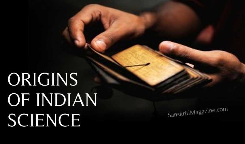 Origins of Indian Science