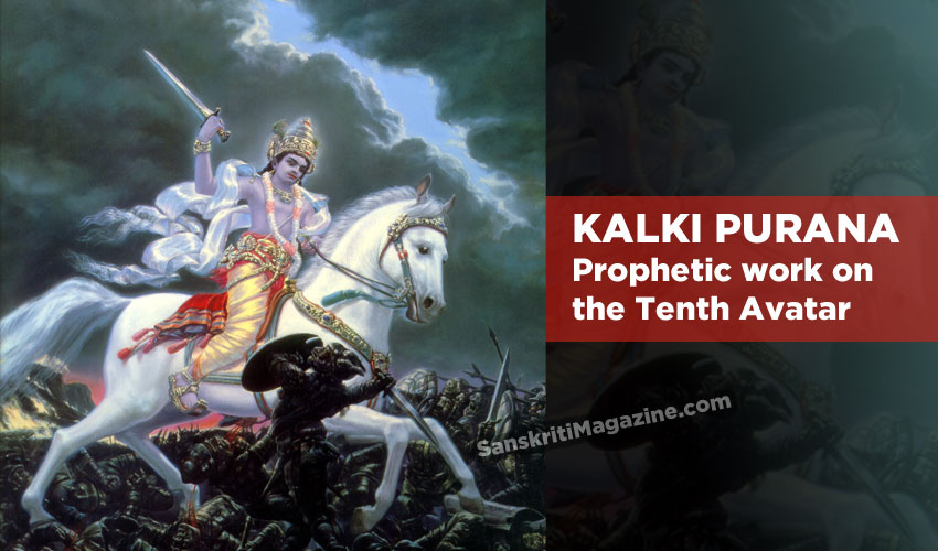 Kalki Purana: Prophetic work on the Tenth Avatar