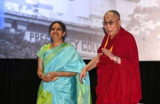 Revive ancient Indian psychology, Dalai Lama tells Indians