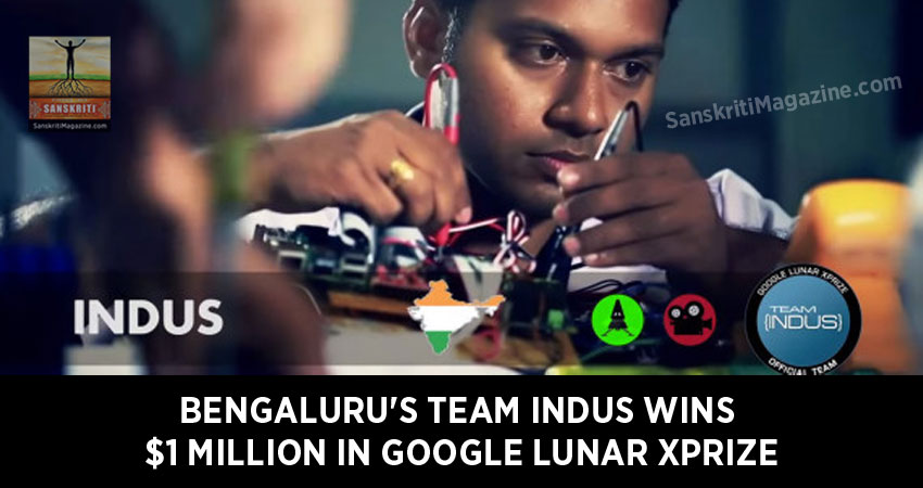 Bengaluru's Team Indus Wins $1 Million In Google Lunar XPrize
