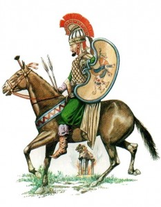 King Xerxes
