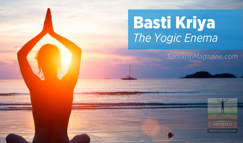 Basti - The Yogic Enema