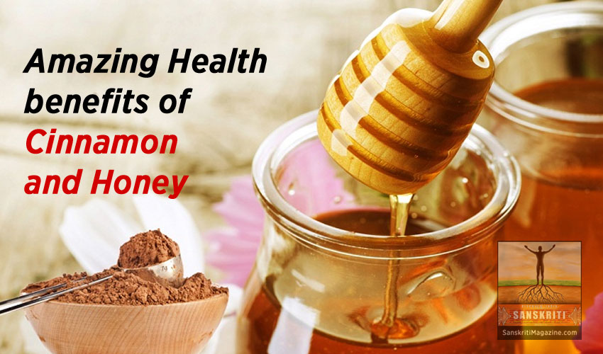 Amazing Health benefits of Honey and Cinnamon