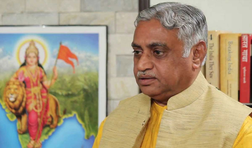 'Ghar wapsi' is natural process, RSS leader Vaidya says