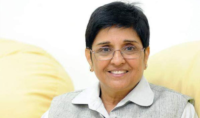 Kiran Bedi Joins BJP, To Give Delhi 'All She Has'
