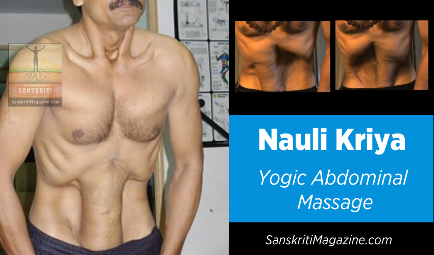 Nauli - Yogic Abdominal Massage