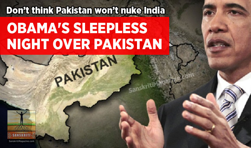 Obama's sleepless night over Pakistan