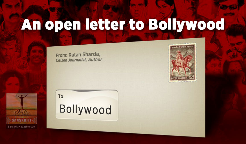An open letter to Bollywood