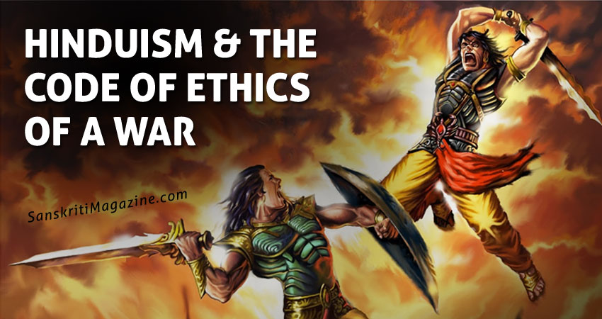 Hinduism and the Code of Ethics of a War