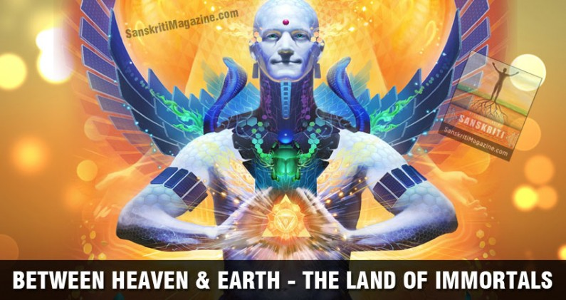 Between Heaven & Earth: The Land of Immortals