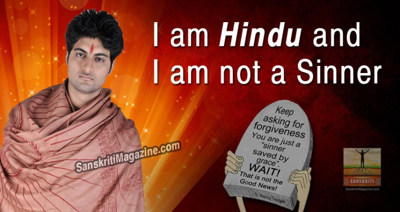 I am Hindu and I am not a Sinner