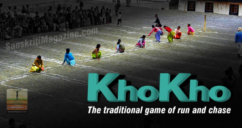 Kho-Kho: The traditional game of run and chase