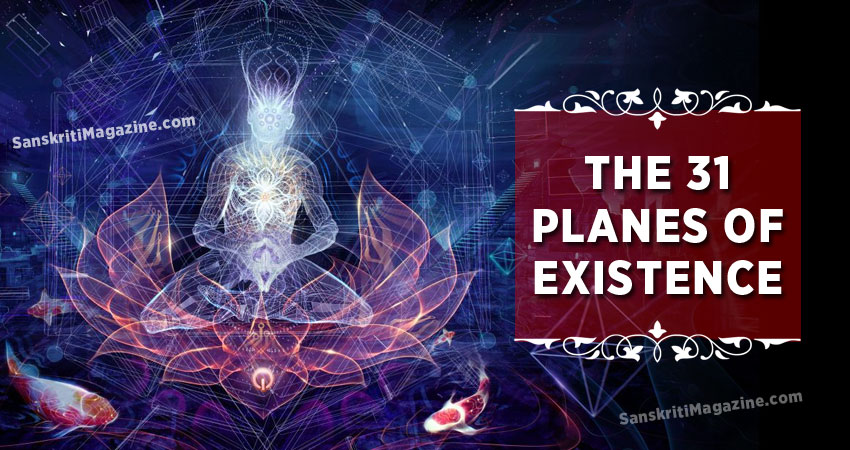 The 31 Planes of Existence