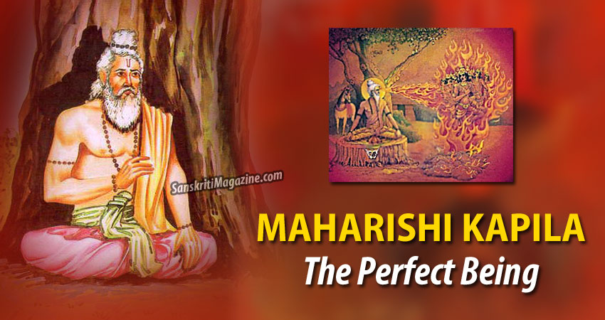 Maharishi Kapila: The Perfect Being