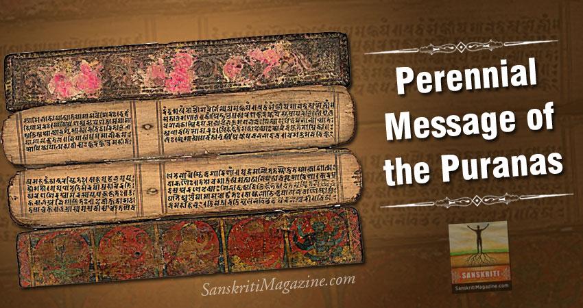 Perennial Message of the Puranas
