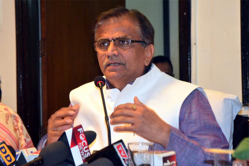 Probe into eye hospital project of Rajiv Gandhi trust