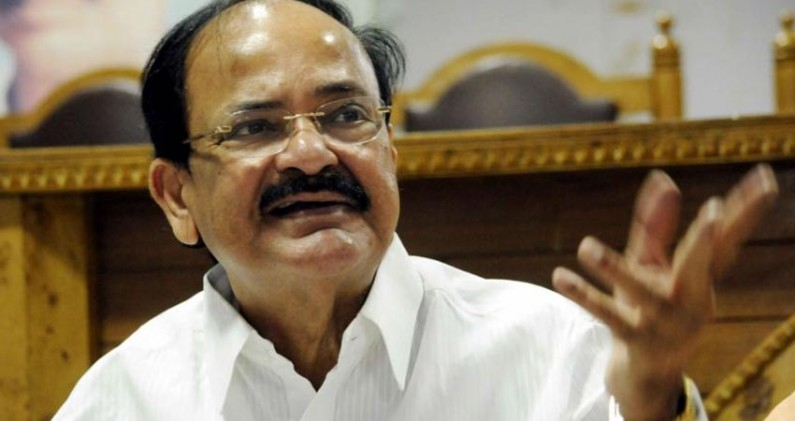 BJP MPs suffer embarrassment as Naidu asks them to stand at meet for being absent