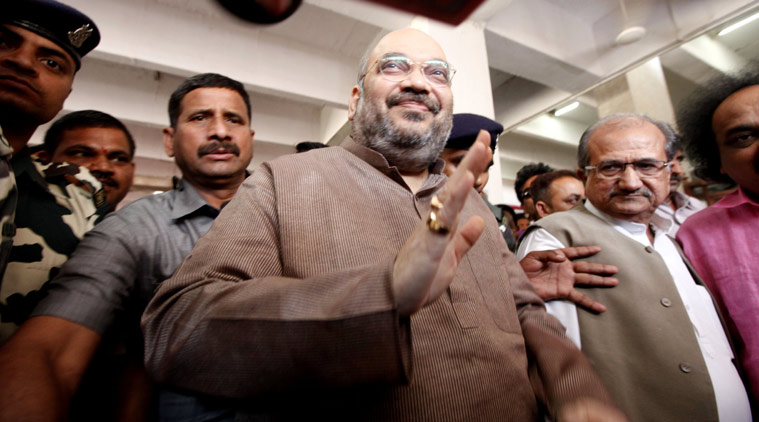 BJP will quit J&K govt if Kashmir issue not solved, says Amit Shah