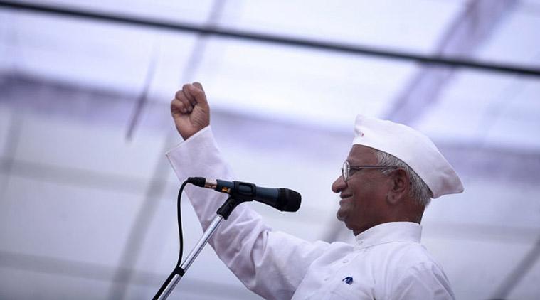Hazare postpones stir against land bill