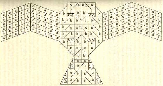 The falcon altar