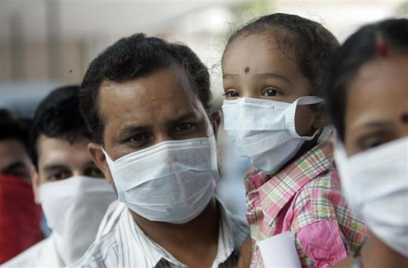 Swine flu deaths cross 1,800, cases may dip in next 2 weeks