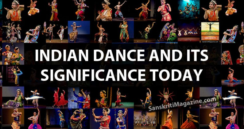 Indian dance and its significance today