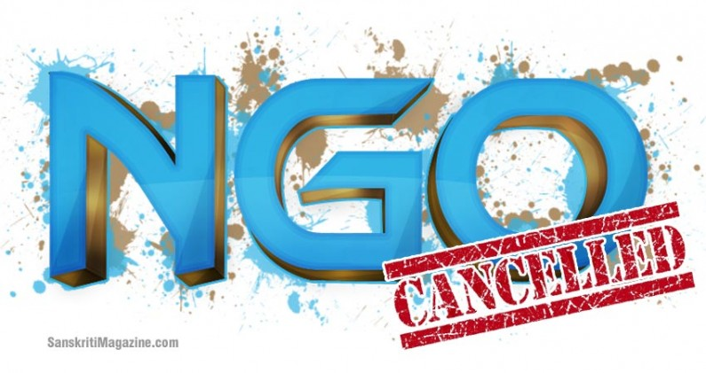 Indian Govt cancels licences of 1,142 NGOs