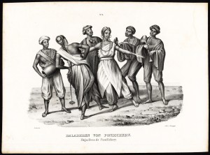 Pondicherry 1836