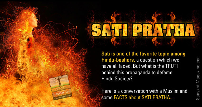 sati pratha truth