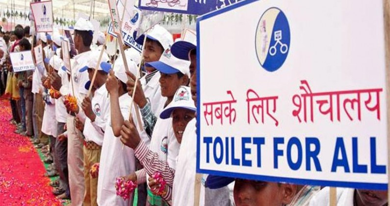 Under Swachh Bharat Mission 600,000 toilets built monthly in rural areas