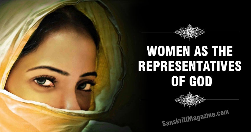 Women as the Representatives of God