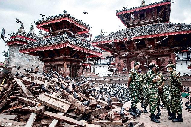 nepal aid from pakistan