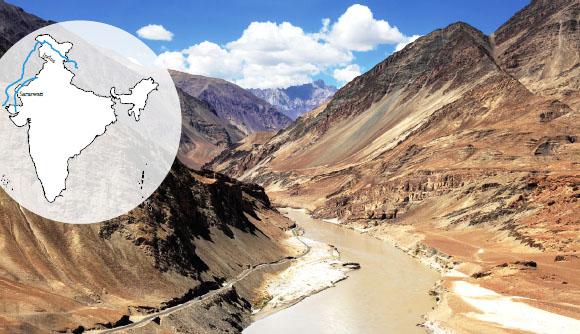 Saraswati and Indus