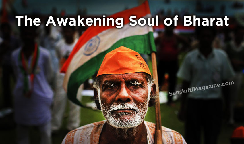 The Awakening Soul of India