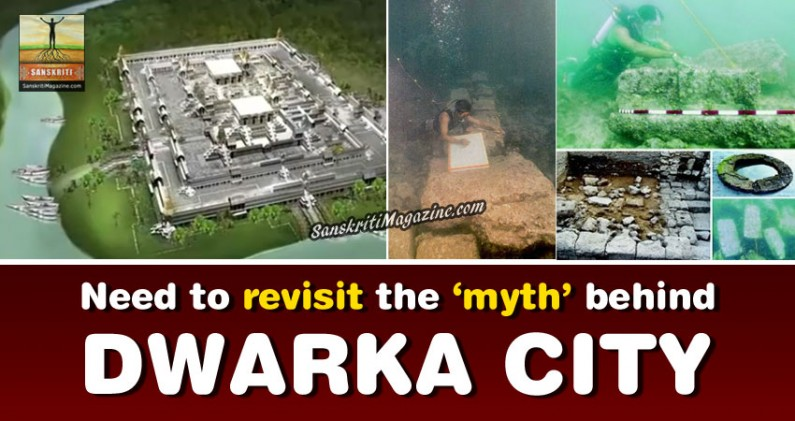 Need to revisit the myth behind Dwarka City