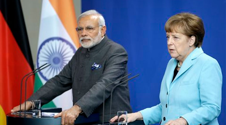 Modi in Germany