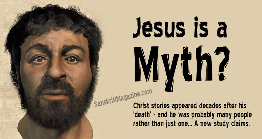 Jesus is a Myth: claims author
