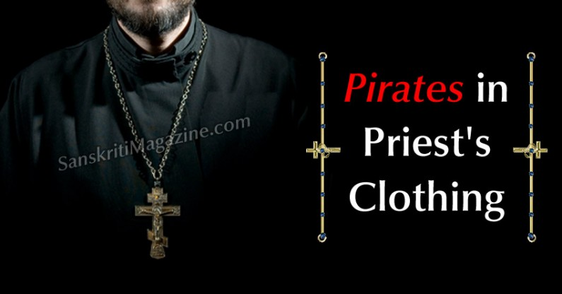 Pirates in Priest's clothing
