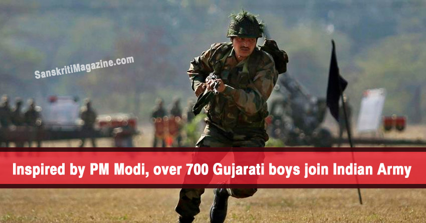 700-Gujarati-boys-join-Indian-Army