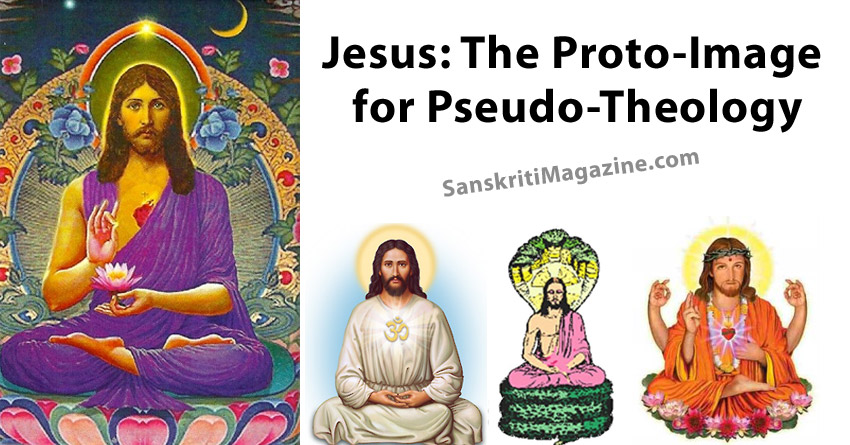 Jesus: The Proto-Image for Pseudo-Theology