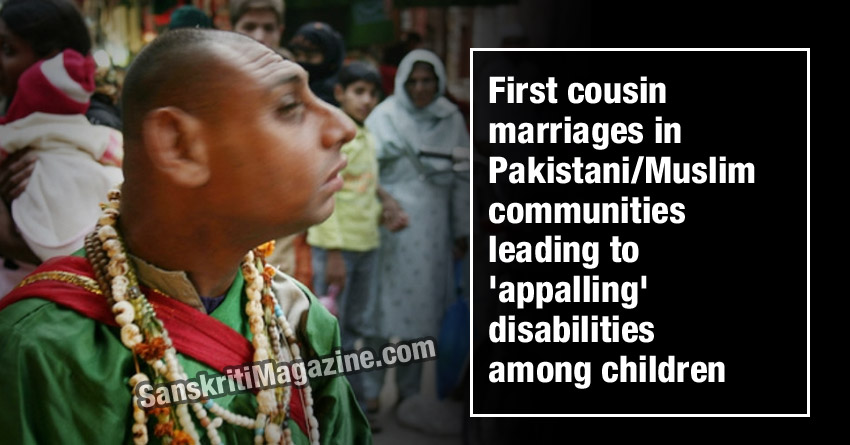 First cousin marriages in Pakistani communities leading to 'appalling' disabilities among children