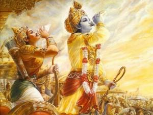 Krishna-Arjuna